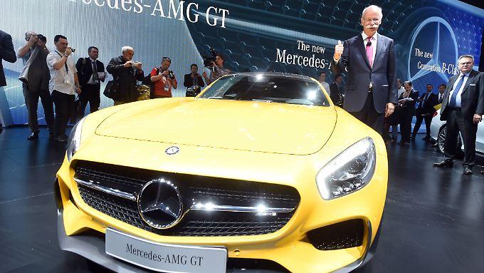 Paukenschlag aus Stuttgart: Daimler übertrifft alle Erwartungen