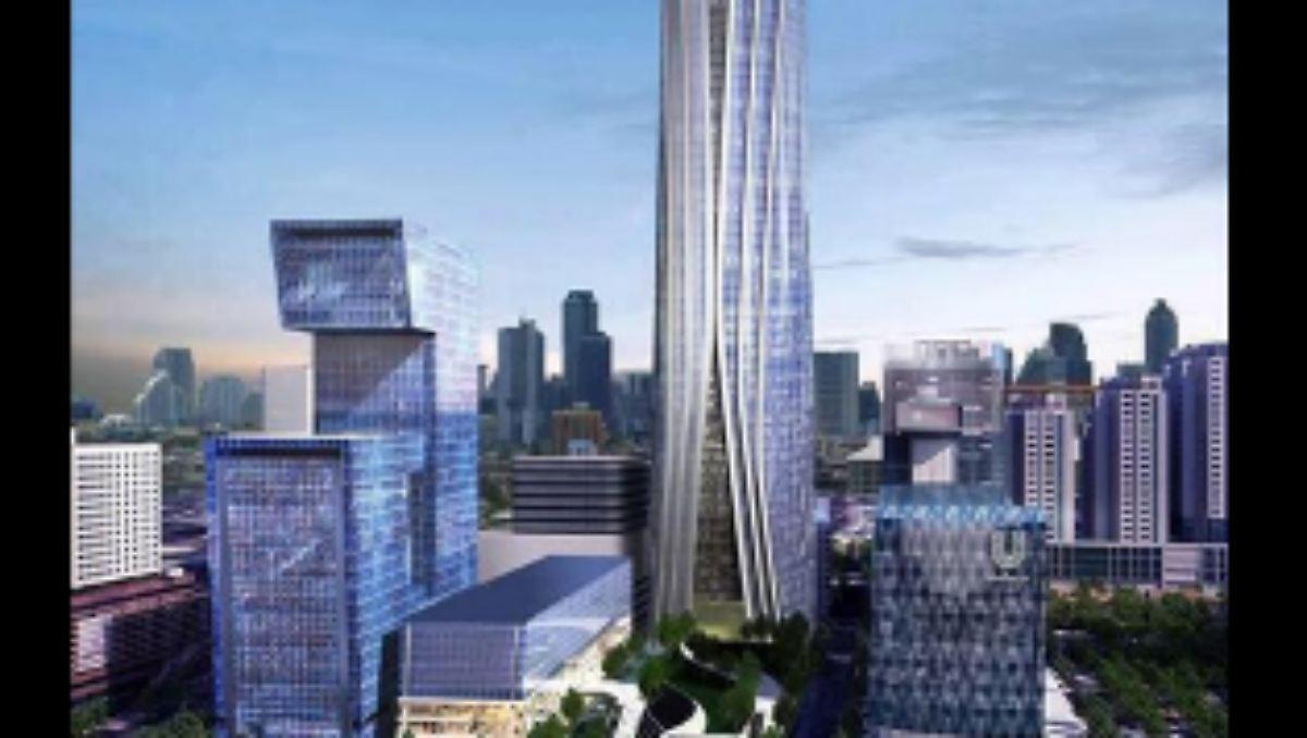 """""""Super Tower"""" für Thailand Bangkok plant höchstes Haus"""