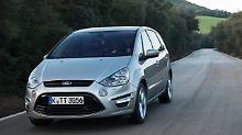 Zuverlässiger Familiensportler: Ford S-Max ist fast perfekter Praktiker