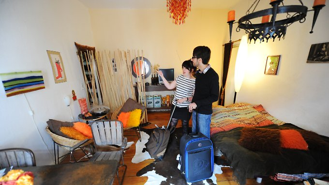 Airbnb vermittelt private Zimmer. Aber auch viele gewerbliche Anbieter tummeln sich auf dem Portal.