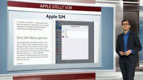 Neue iPads vorgestellt: Apple lässt SIM untergehen