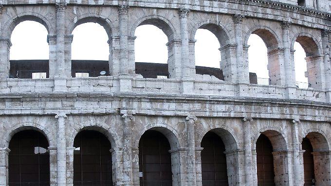 """Das Jahr 2014 ist ein """"verlorenes Jahr"""" für Italien."""