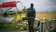 Flugzeugunglück im Osten der Ukraine: Das tödliche Ende von Flug MH17