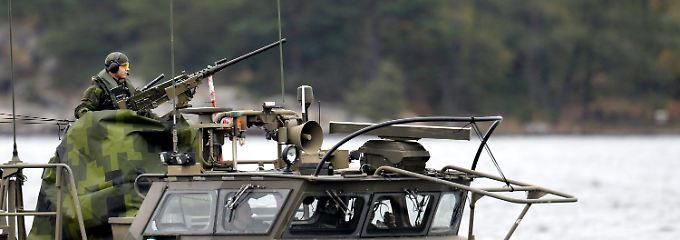 Phantom-U-Boot vor Stockholm: Russland: Schiff kam aus den Niederlanden