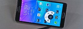 Samsungs starker Bürohengst: Ist das Galaxy Note 4 das beste Phablet?