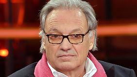 Anfang des Jahres stritt Udo Reiter bei Jauch noch selbst für die Sterbehilfe.