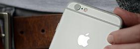 Verhaltenes Tablet-Geschäft: iPhone 6 treibt Apple zum nächsten Milliardengewinn