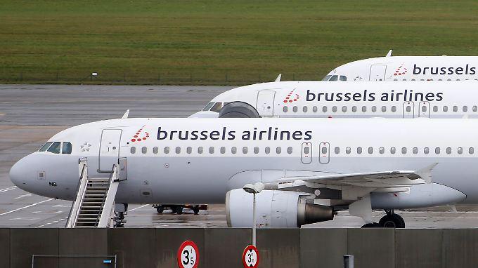 Laut Brussels Airlines ging der Co-Pilot davon aus, dass die Flugkontrolle mit einer anderen Maschine Kontakt aufnehmen wollte.