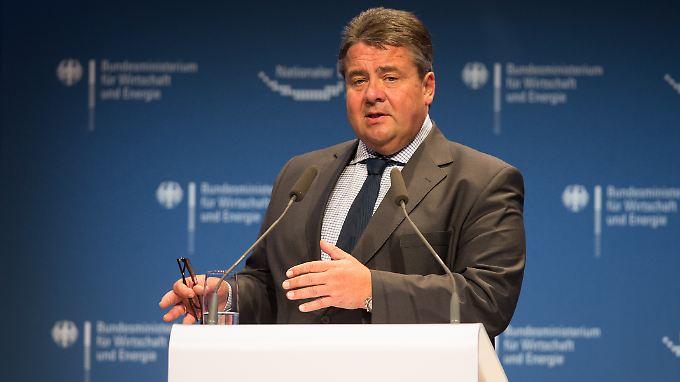 """Eine """"Börse 2.0"""" soll für bessere Finanzierungsmöglichkeiten für deutsche Start-ups sorgen, verkündete Gabriel."""