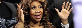 """""""Ich bügele selbst"""": Aretha Franklin - Diva ohne Mätzchen"""