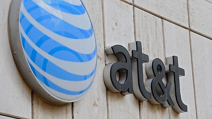 Konkurrenzdruck auf AT&T wächst.