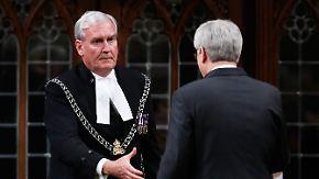 Held des Attentats von Ottawa: Kanada dankt Kevin Vickers