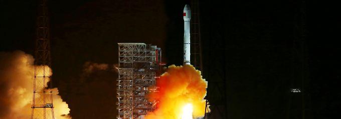 Zum Mond und zurück: China testet neuartige Rückkehrkapsel
