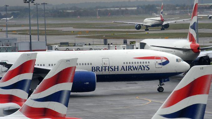 British Airways und die Schwester Iberia ziehen ihre Angebote von eDreams-Webseiten zurück