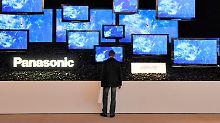 Umbau geht weiter: Panasonic produziert keine Sanyo-TVs mehr