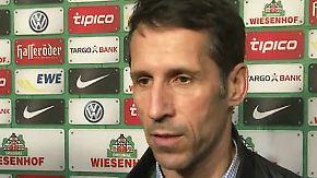 """Trainerwechsel bei Werder: Eichin: """"Lassen wir uns überraschen"""""""