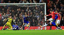 """""""Wie ein Sieg"""": Chelsea und United trennen sich 1:1"""