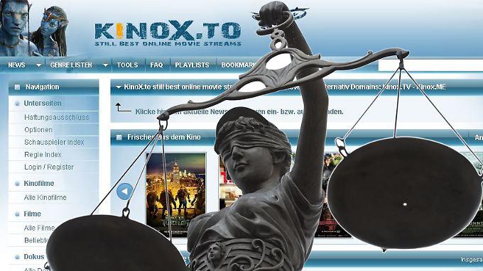 Haben die Ermittlungen gegen kinox.to auch juristische Konsequenzen für die Nutzer des Dienstes?