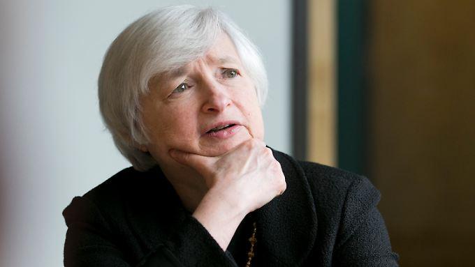 Wann werden die Zinsen in den USA angehoben? Auf eine Aussage Yellens zu diesem Thema warten weltweit die Marktteilnehmer. Ob sie es selbst schon weiß?
