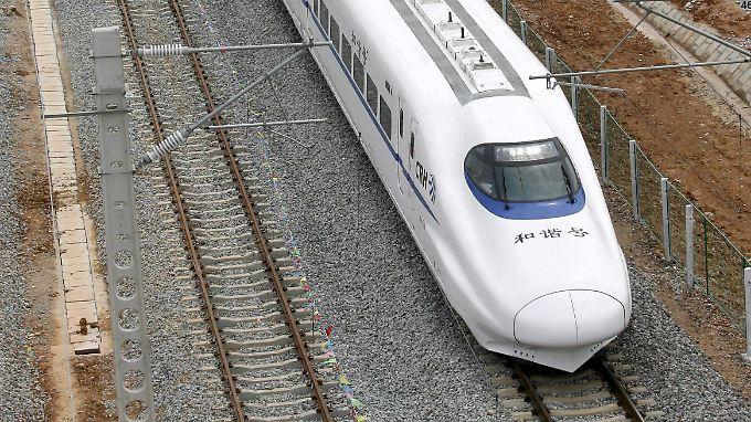 China hat in weniger als zehn Jahren das weltweit längste Hochgeschwindigkeits-Streckennetz aufgebaut.