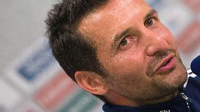 HSV empfängt Bayern im DFB-Pokal: Zinnbauer setzt im Training auf lautstarke Ausdrücke
