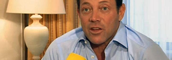 """""""Heute ist alles gemäßigter"""": Jordan Belfort alias ''The Wolf of Wall Street'' im Interview"""