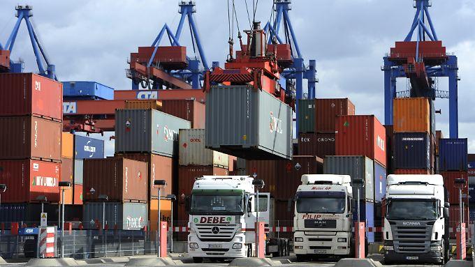 Von Januar bis August gingen die deutschen Ausfuhren nach Russland um 16,6 Prozent zurück.