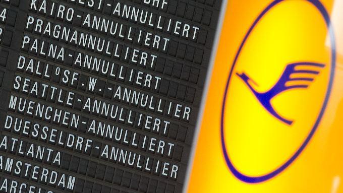 Streiks drücken die Bilanz: Lufthansa kappt Gewinnprognose für 2015 erneut