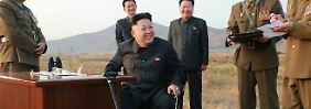 Offenbar will er enger mit Deutschland zusammenarbeiten: Kim Jong Un.