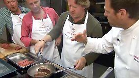 n-tv Ratgeber: Die Männerkochschule: Rindfleisch