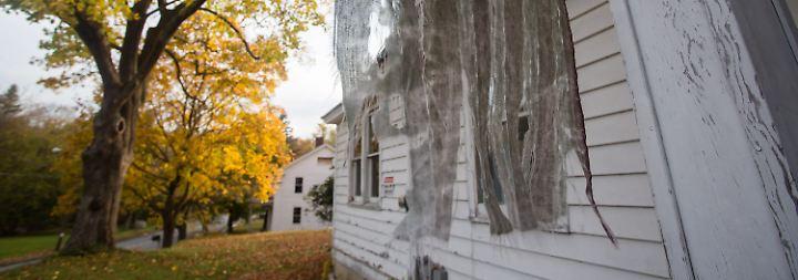 Pünktlich zu Halloween: Immobilienfirma versteigert Geisterstadt in den USA