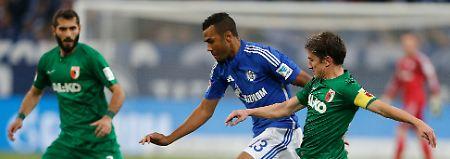 Nicht schön, aber erfolgreich: Schalke gewinnt gegen Augsburg