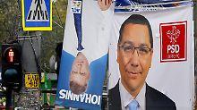 Wahlen im zweitärmsten EU-Land: Rumänien stimmt über die Zukunft ab