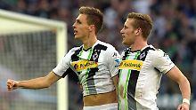 Ungemein spielstark zum Uralt-Rekord: Gladbach zeigt Hoffenheim die Grenzen auf