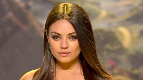 Promi-News des Tages: Mila Kunis: Demi soll sich von meinem Baby fernhalten