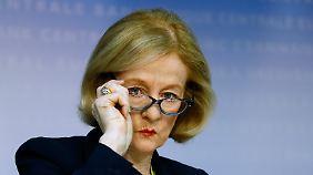 Gibt den Ton an: Danièle Nouy wacht über die 120 Großbanken im Euroraum.