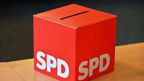 Spannung in Thüringen: SPD-Votum zu Rot-Rot-Grün wird ausgezählt