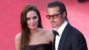 Promi-News des Tages: Freunde raten Angelina von Dreh mit Brad ab