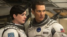 """Die Vermessung des Universums: """"Interstellar"""" mit Matthew McConaughey"""