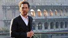 """""""Sexiest Man"""" und Oscar-Preisträger: Matthew McConaughey wird 45"""