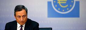 Palastrevolte im EZB-Tower?: Interne Front gegen Draghi formiert sich