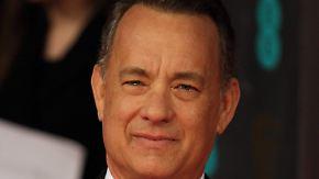 Promi-News des Tages: Tom Hanks geht unter die Schriftsteller