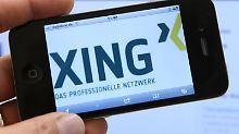 Insgesamt kam Xing zuletzt auf knapp acht Millionen Nutzer in Kernmarkt Deutschland, Österreich und Schweiz. Foto: Christian Charisius