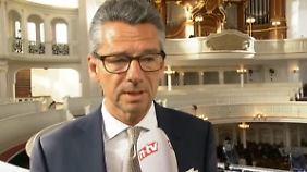 """Ulrich Grillo im n-tv Interview: """"Ich halte diesen Streik für verantwortungslos"""""""