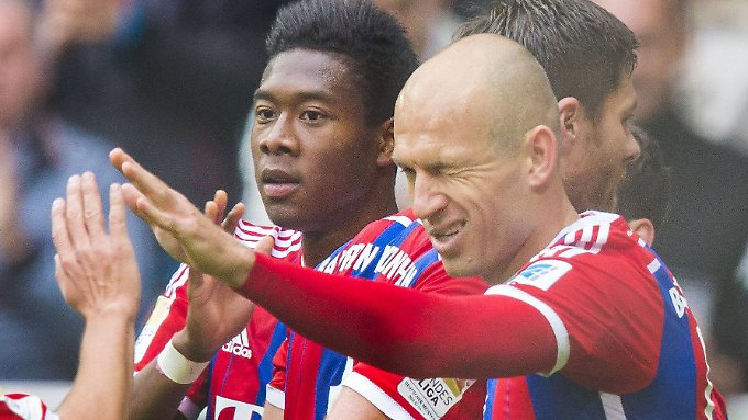 Es geht doch: Das Spiel der Bayern kann wohl wie geplant stattfinden.