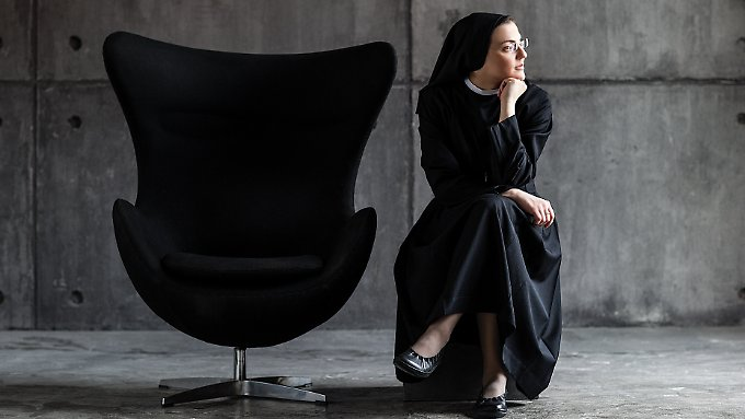 Von der Nonne zum Popstar: Ob Sister Cristina nun auch noch auf Tournee geht, steht noch nicht fest.