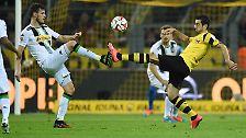 Borussia Dortmund - Borussia Mönchengladbach 1:0 (0:0)
