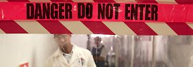 Entwarnung aus den USA: New Yorker Arzt von Ebola kuriert