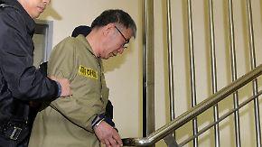 """Untergang der """"Sewol"""": Kapitän zu 36 Jahren Haft verurteilt"""