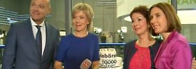 """Geburtstagstorte und Lob: Frankfurter Börse feiert die """"Telebörse"""""""
